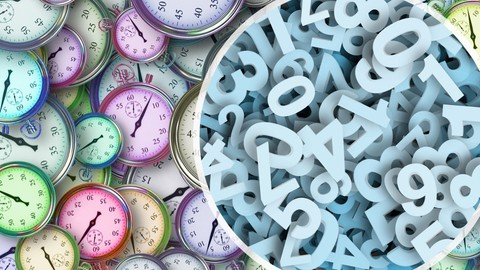 Let's Talk about Numbers and Time!