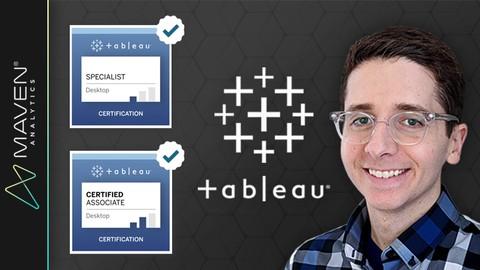 Tableau Certification Prep: Desktop Specialist + Associate