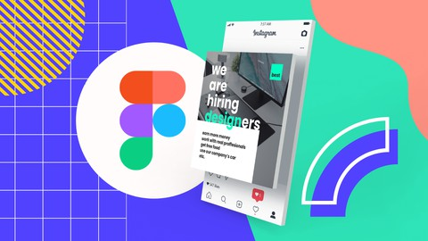Learn Figma – Graphic Design Course for Beginners 2021