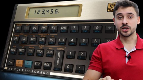 Matemática Financeira com Calculadora HP-12C