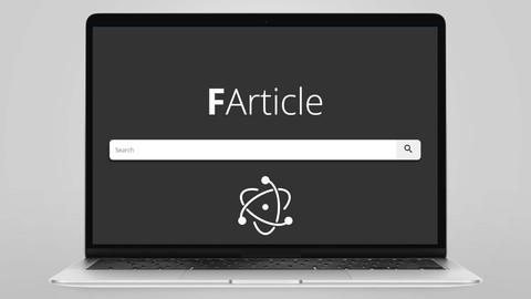 Electron.js ile Makale Tarayıcı Uygulama Geliştirme