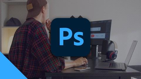 Photoshop CC 2021- Crie 6 projetos