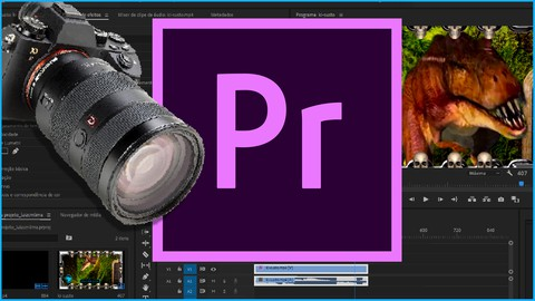 Premiere PRO - Aprenda a editar VÍDEOS profissionais.
