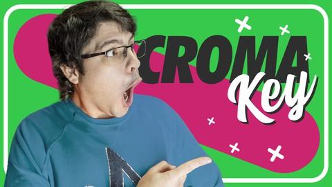CHROMA KEY | La MAGIA del CINE en tus CLASES ONLINE