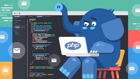 Learn PHP & MYSQL & Laravel in Arabic - اتعلم بي اتش بي كامل