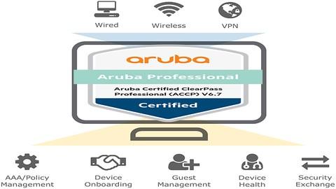 Aruba : Aruba Certified Clearpass Professional Practice Test