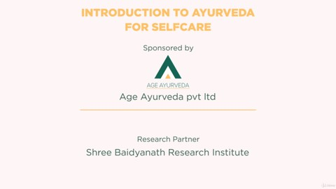 Introduction to Ayurveda for self-care (Basic version)