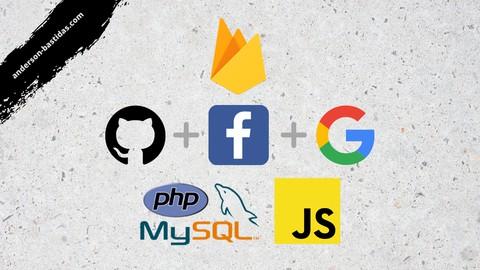 Registro y Login con Redes Sociales PHP, MySQL y Firebase