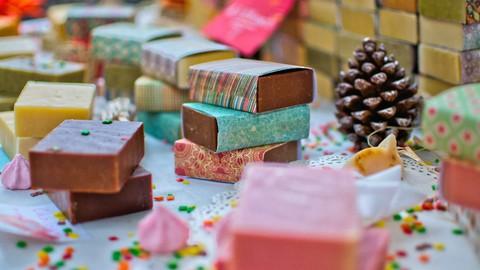 21 Creative Organic Handmade Soap Recipes for Beginners