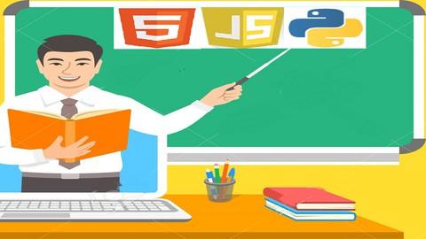 Web Development via JavaScript with Live programming