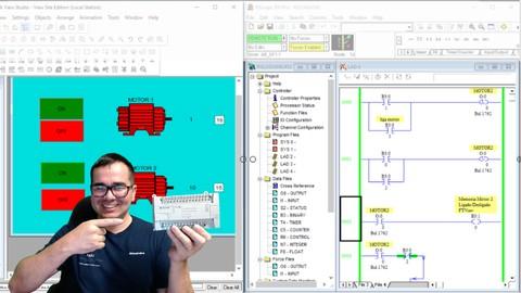 PLC Programming | RSLogix 500 Basic + Advanced