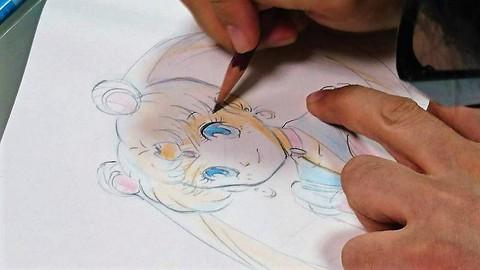 mangAnimeおひさま塾: Learn Manga Drawing from Japanese Animator ①