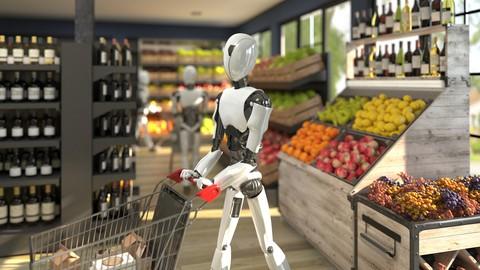 【強化学習】ロボットの最適ルートを決める実装を通じ、強化学習のアルゴリズム(Q学習)を理解しよう