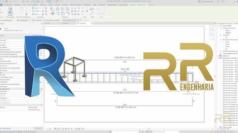 Minicurso Revit - Projeto Estrutural