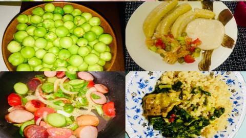 Jamaican Cuisine 1