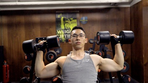 The #BeGYMners Muscle Building Bootcamp