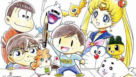 mangAnimeおひさま塾: Learn Manga Drawing from Japanese Animator ②