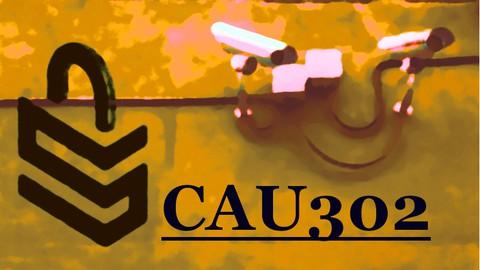 CyberArk Defender + Sentry Test Preparation CAU302 & CAU305