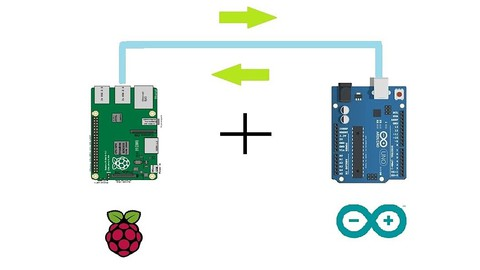 I2C Communication between Arduino and Raspberry Pi