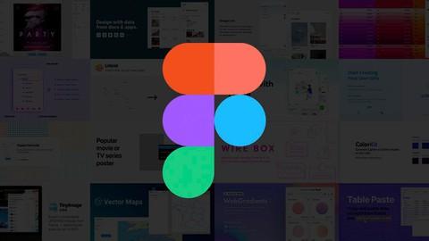 Практика в Figma - создание сайтов. UI/UX дизайн