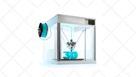 3D Yazıcı Temel Eğitimi   3D Printer