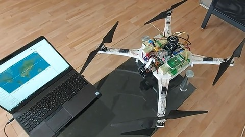 Let's Build Startup for Remote 4G Drone Operations