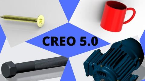 Modelagem 3D: Partindo do zero no PTC Creo Parametric