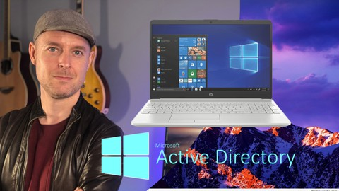 Active Directory on Windows Server 2019 + Group Policies