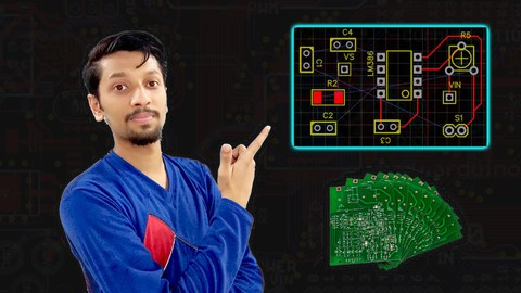 Learn PCB Designing with EasyEDA - Quick and Easy