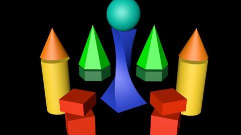 Geometrie in bewegten Bildern - Grundkurs