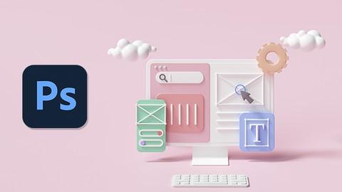 Создание UI элементов в AdobePhotoshop