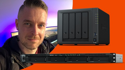 Synology NAS - Configure & Administer like a Storage Pro!!