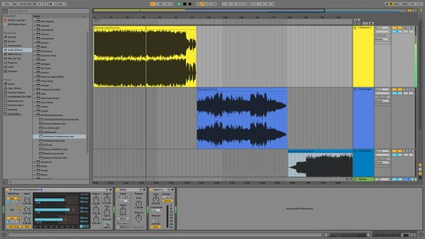 Learn Step-By-Step How To Make A Track In Ableton Live 11.