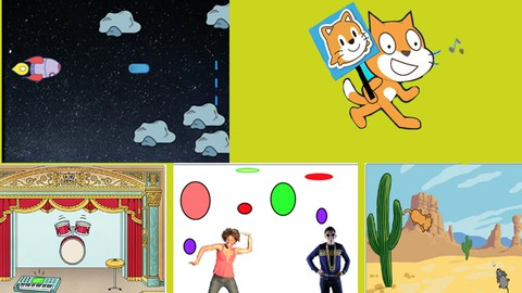 Scratch Programming for kids and adults : Level 2