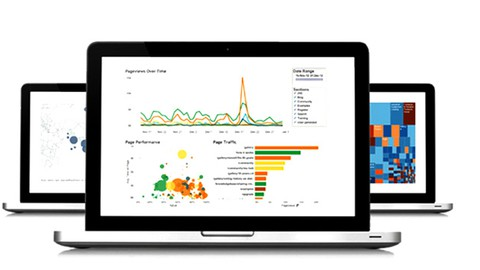 Tableau 2021 A-Z : Master Tableau for Data Science and BI