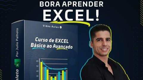 Curso de Excel - Do Básico ao Avançado (COMPLETO)