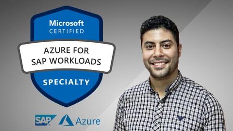 AZ-120: Microsoft Azure for SAP Workloads - 6 tests - 2021