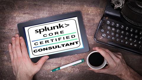 Splunk Core Certified Consultant Practice Tests 2021