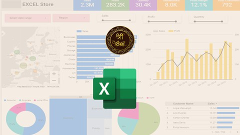 Advance Excel Basic to Advance Mastery(60+Videos) In मराठी