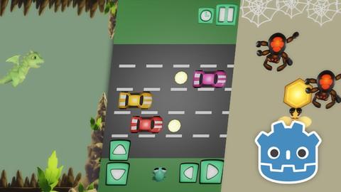 Criação de games mobile com a Godot