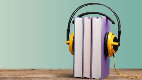 How to Record, Edit and Mix Audiobooks Easily.