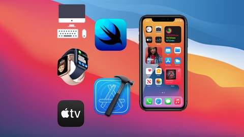 Learn SwiftUI in iOS 14 and macOS Big Sur in 2021