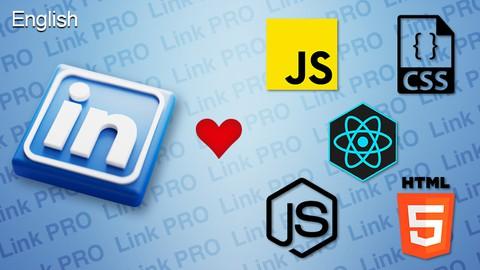 LinkedIn Skill Quiz  HTML, React, CSS, JavaScript, NodeJS