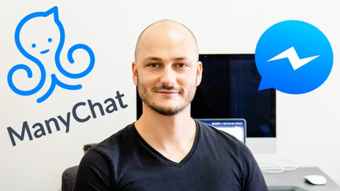 Curso de Manychat - Chatbot para sua Página do Facebook