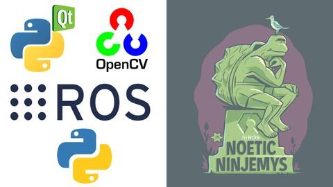 Temelden Gelişmişe Python ile Uygulamalı ROS Eğitimi