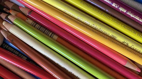 Lapiceros de color para niños, padres y maestros