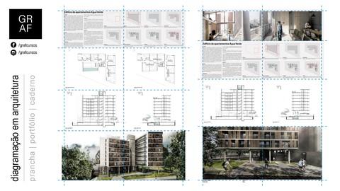 Diagramação em arquitetura