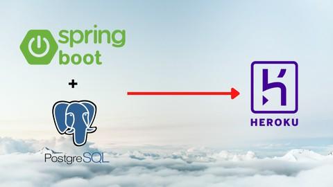 Deploy Spring Boot App with PostgreSQL On Heroku For FREE