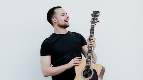 Gitarre für Fortgeschrittene - der komplette Aufbaukurs