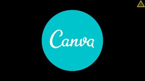 CANVA: Aprenda a Criar Site e Cartão de Visitas Fácil - 2021